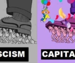 capitalism, Fascism, and revolution image