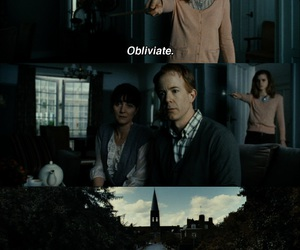 hermione granger and obliviate image