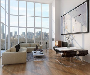 home, interior, and apartment image