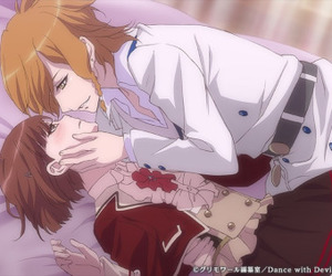 anime, ritsuka, and dance with devils image