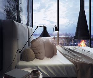 bedroom, grunge, and view image