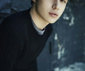 nick robinson, boy, and handsome image