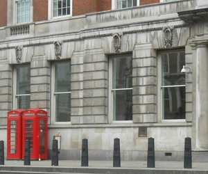 cabine telephonique, Londres, and angleterre image