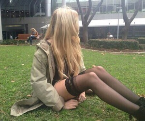 beautiful, blonde, and weheartit image