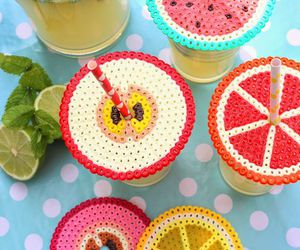 diy, FRUiTS, and drinks image