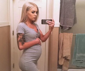 pregnant, hosie, and model image