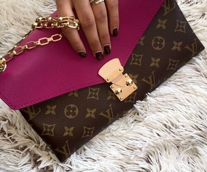 Louis Vuitton and LV image
