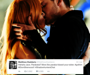 funny, lol, and shadowhunters image