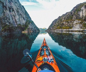 adventure, boat, and beautiful image