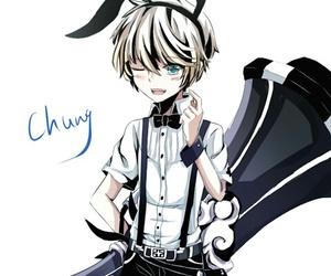 bunny, chung, and anime art image