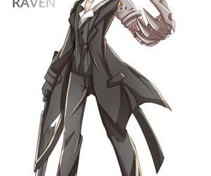fanart, raven, and elsword image