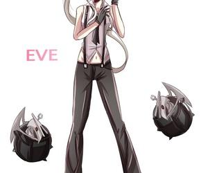 eve, fanart, and elsword image