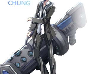 chung, fanart, and elsword image