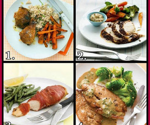 easy recipes, dinner recipes, and 5 ingredient recipes image
