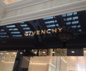 Givenchy, luxury, and store image
