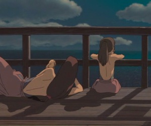 spirited away, anime, and Miyazaki image