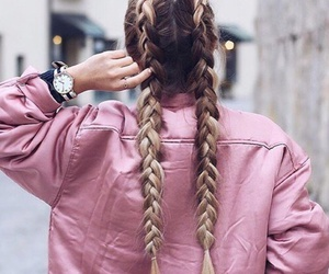 braids, cool, and girl image