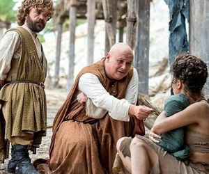 game of thrones, tyrion lannister, and varys image
