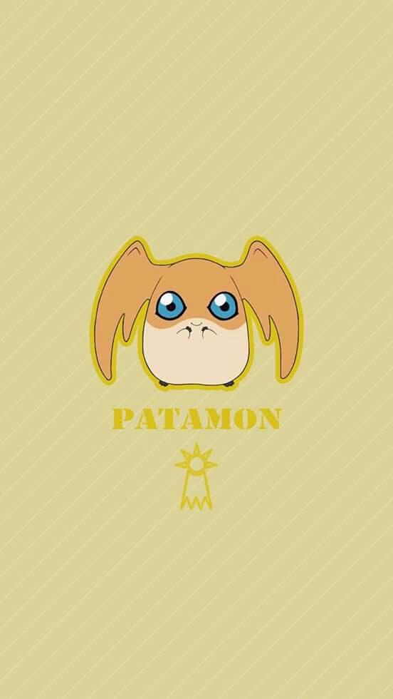 Patamon Wallpaper Uploaded By Prg On We Heart It