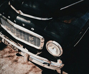 car, grunge, and black image