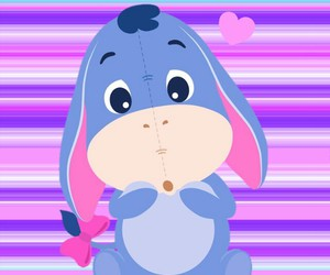 eeyore, wallpaper, and cute image