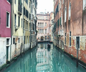 Houses, venice, and water image