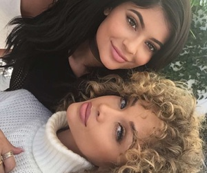 kylie jenner, girl, and beauty image