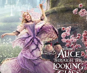 white queen, alice in wonderland, and Anne Hathaway image