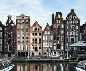 amsterdam, explore, and travel image