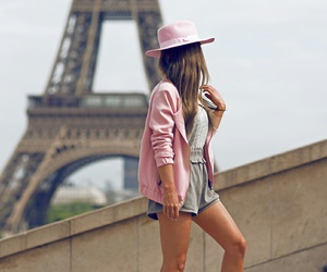 blogger, girl, and brune image