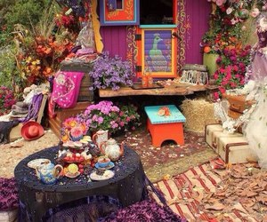 gypsy and hippie image