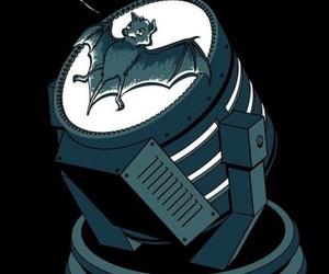 batman, funny, and bat image