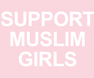 girl, feminism, and muslim image