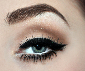 makeup and silver image
