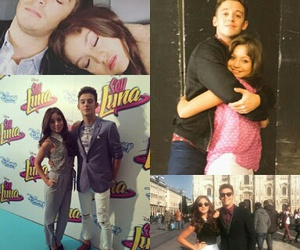 disney channel, lutteo, and soy luna image