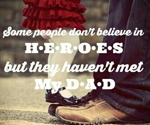 dad, quotes, and saying image