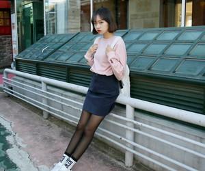 girl, Harajuku, and kawaii image