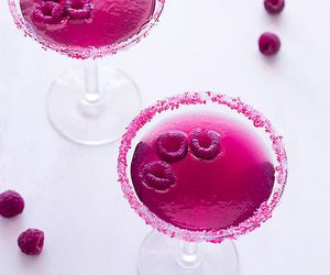 cocktail, cosmopolitan, and drink image