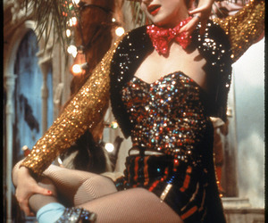 columbia, rocky horror picture show, and sequins image