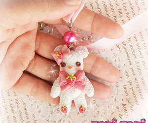 candy necklace, fairy kei, and cute jewelry image