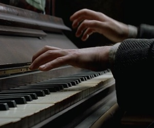 piano, theme, and aesthetic image