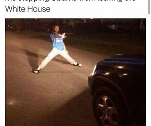 funny, obama, and white house image