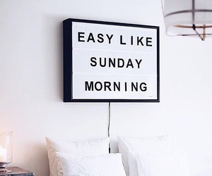Sunday, quotes, and morning image