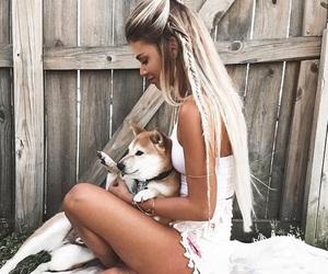 beautiful, dog, and goals image