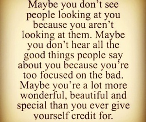 quote, good, and love yourself image