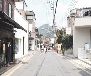 korea, aesthetic, and city image