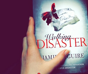 beautiful, books, and disaster image