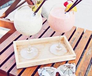 indie, spring, and drink image