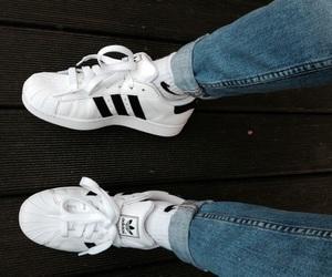 adidas, shoes, and grunge image