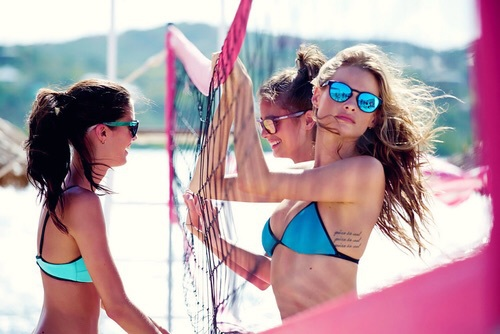 Behati Prinsloo and Victoria's Secret image